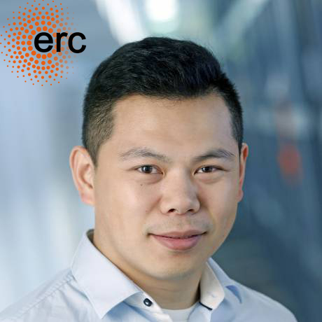 Dr. Zhenyu Gao got awarded the prestigious ERC Staring Grant!